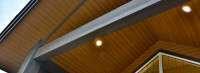 KWP Stratford as Soffit - Cedar Rustic