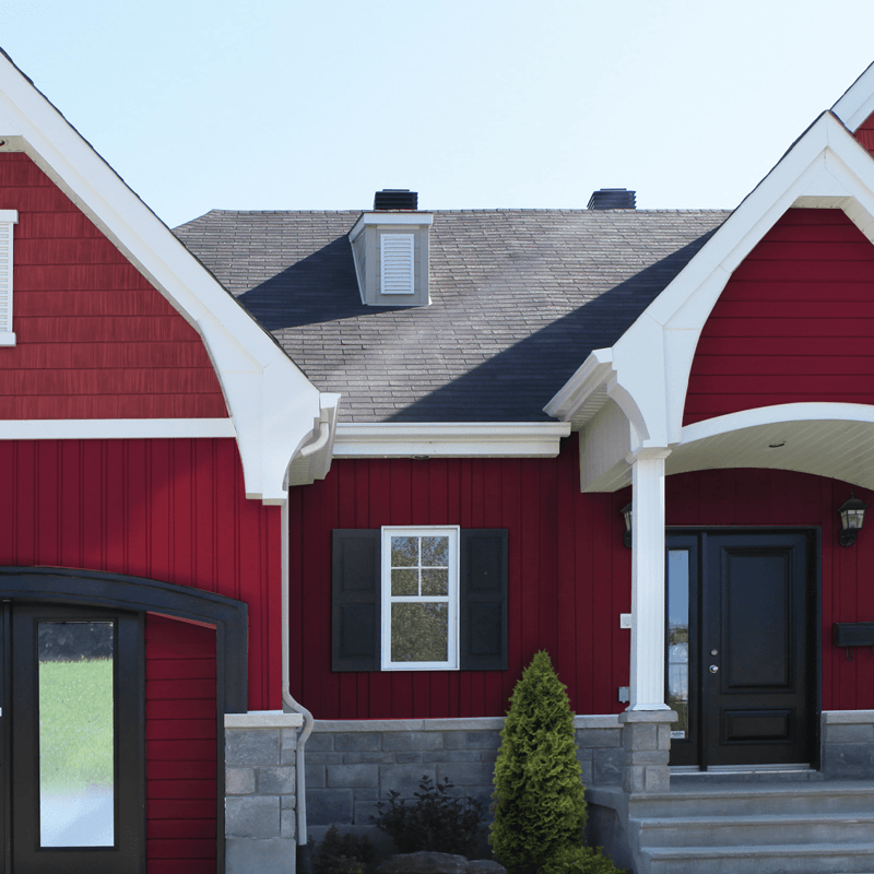 Provincial Siding Manufacturers Vertical Siding Options