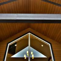 KWP Stratford as Soffit and Siding - Cedar Rustic