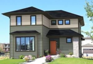 Acadia Rustic Home