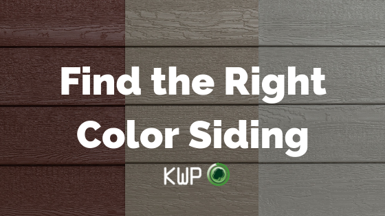 Siding Color