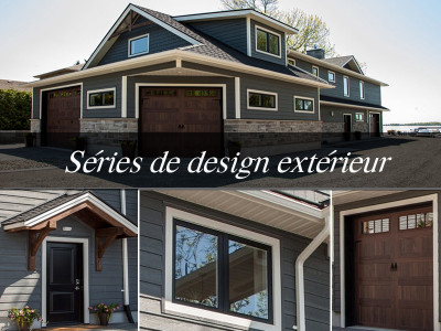 Complete the look of your home exterior
