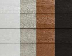 Eco-side Siding Options | Wood Grain Siding Products