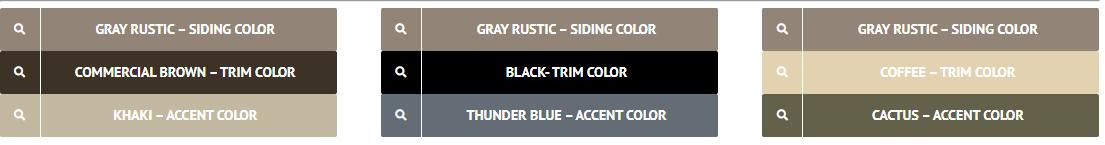 Gray Rustic Siding